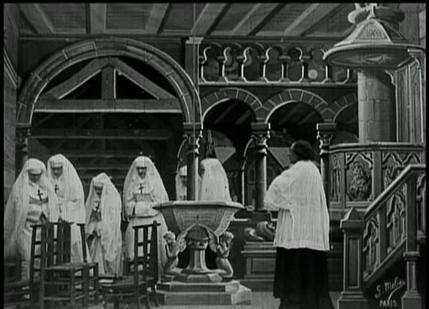 女修道院里的魔鬼剧照