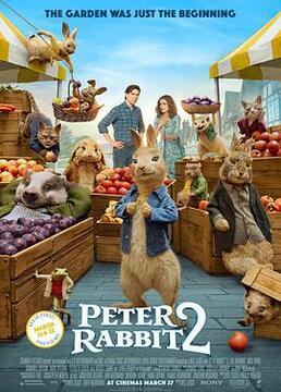 比得兔2逃跑计划剧照