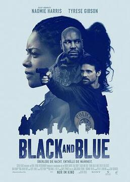 蓝与黑剧照