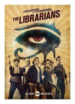 图书馆员 第三季剧照