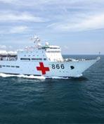 南海紧急护送行动剧照