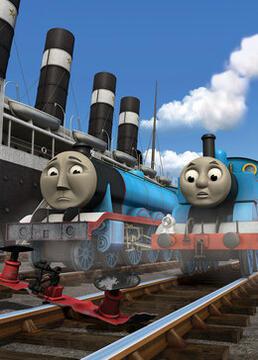 托马斯和他的朋友们第十六季剧照
