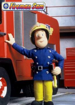 消防员山姆全集剧照