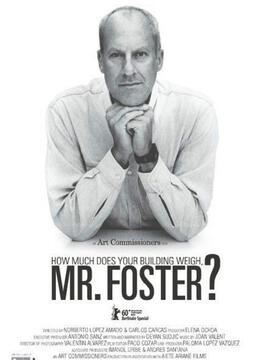您的建筑重几何福斯特先生?剧照
