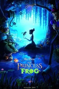 公主与青蛙剧照