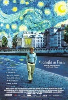 午夜巴黎剧照