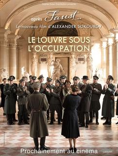 德军占领的卢浮宫剧照