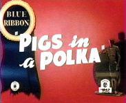 猪的波尔卡剧照