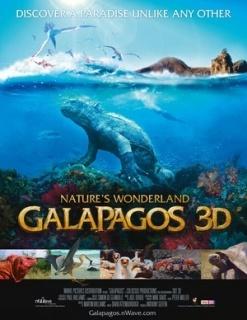 加拉帕戈斯:大自然的仙境剧照
