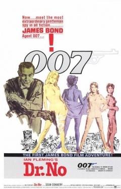 007之诺博士剧照