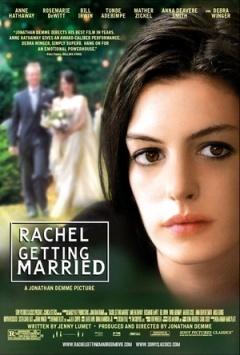 蕾切尔的婚礼剧照