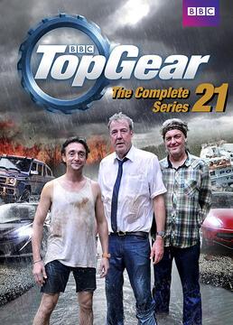 top gear第二十一季剧照