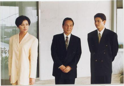 南中国1994剧照