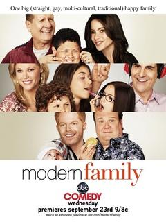 摩登家庭第一季剧照