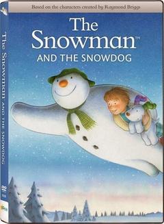 雪人与雪犬剧照