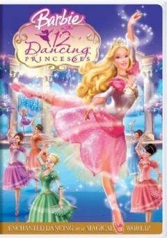 芭比之十二个跳舞的公主剧照