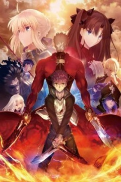 Fate/Stay Night [Unlimited Blade Works] 第二季剧照