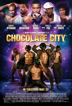 巧克力之城剧照