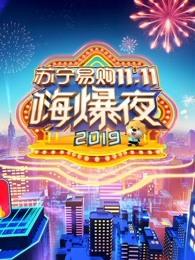 2019苏宁易购1111嗨爆夜剧照