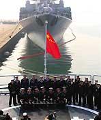 2012中俄海军联合演习纪实剧照