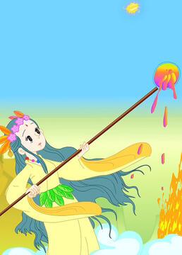 中国经典童话剧照