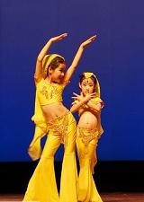 少儿印度舞剧照