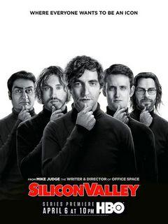 硅谷第一季剧照