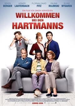 欢迎光临哈特曼一家剧照