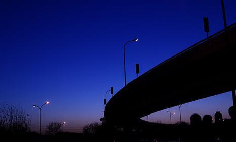 北京一夜剧照