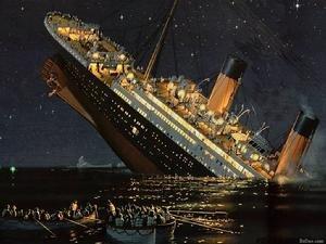 泰坦尼克号:结案剧照