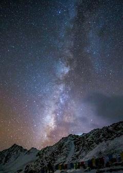 西藏星空剧照