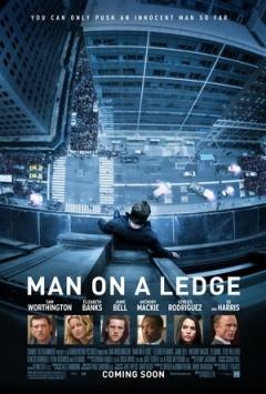 窗台上的男人剧照