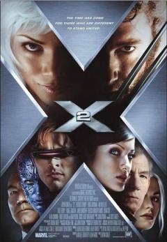 X战警2剧照