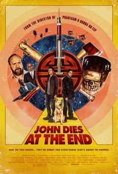 最后约翰死了剧照