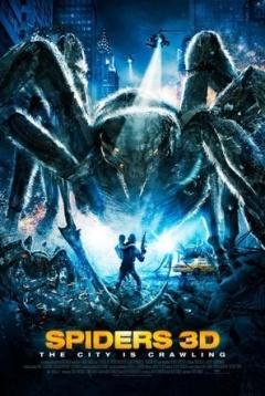 巨型蜘蛛剧照