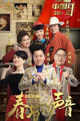 幸福中国年2018江苏卫视春节联欢晚会