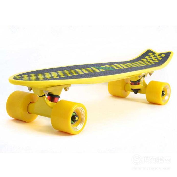 初学者用什么滑板?